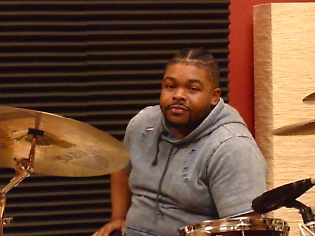 Tyrone Dunning - Drums
